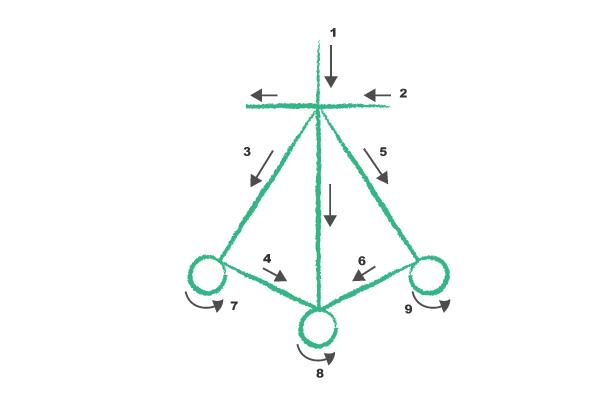 harth karuna symbol